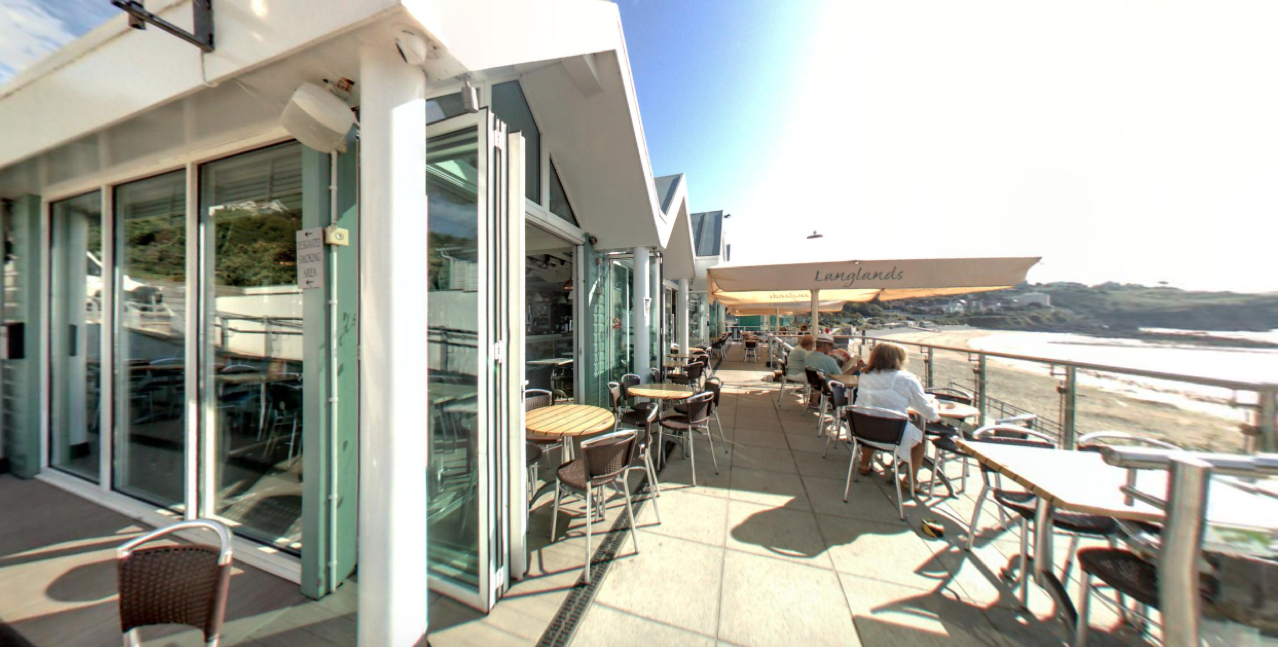 Image from Langland's Brasserie 360 virtual tour by G Marketing Solutions Swansea